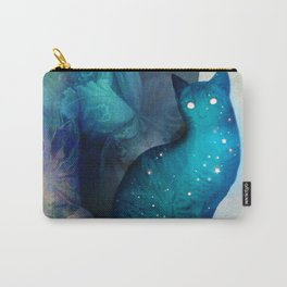 Night Cat Carry-All Pouch