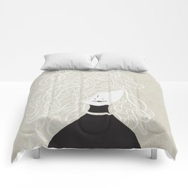Iconia Girls - Olivia Sand Comforters
