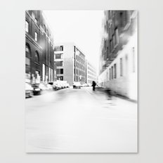 Vanish Canvas Print
