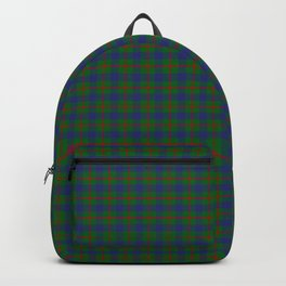 Agnew Tartan Plaid Backpack