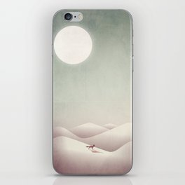 Desert Is My Home iPhone Skin