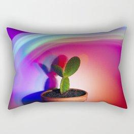 Supercolor Cactus Rectangular Pillow