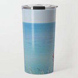 Marine blue Travel Mug