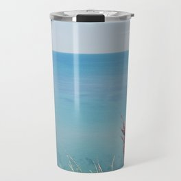 Marine blue Travel Mug