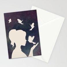 Bisou Oiseau Revisited Stationery Cards