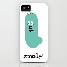 ERNESTO iPhone Case