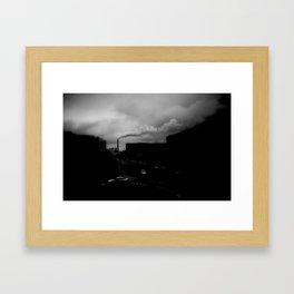 breathe healthy Framed Art Print