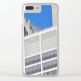 Old Habits Die Hard Clear iPhone Case
