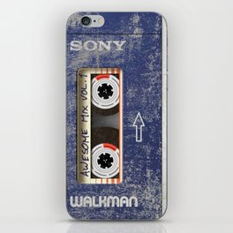 Awesome Mix - Guardians of the Galaxy iPhone Skin
