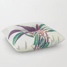 Prayer Plant Floor Pillow