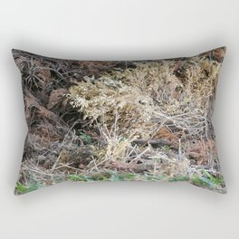 autumn, abstract, 3. Rectangular Pillow