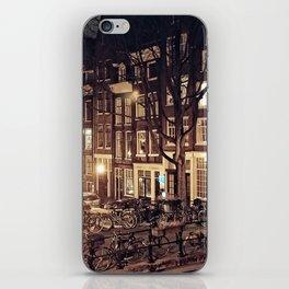 I Amsterdam.01 iPhone Skin