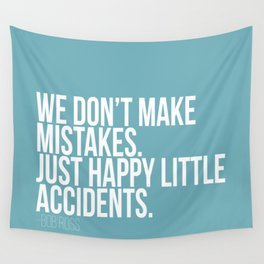 Happy Accidents Wall Tapestry