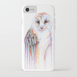 Colorful Owl iPhone Case