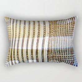 Combed Texture II Rectangular Pillow