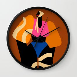 GLACÉ Wall Clock