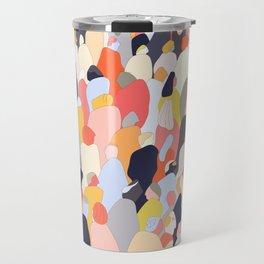 Crowded Travel Mug