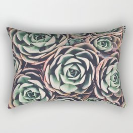 Succulent IV Rectangular Pillow