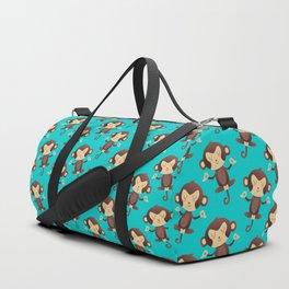 ChimpanZEN Duffle Bag