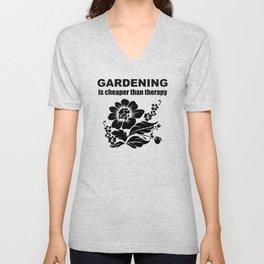 Gardener Unisex V-Neck
