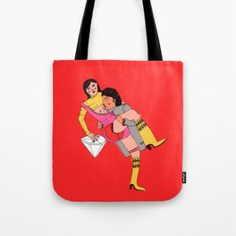 eroti print Tote Bag