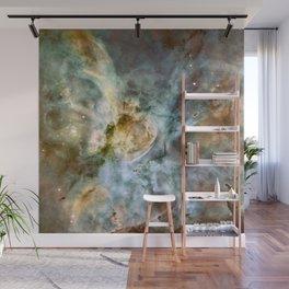 Space nebula Wall Mural