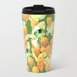 Chinese lantern plant Travel Mug