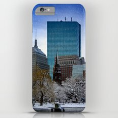 Winter in Boston iPhone 6 Plus Slim Case