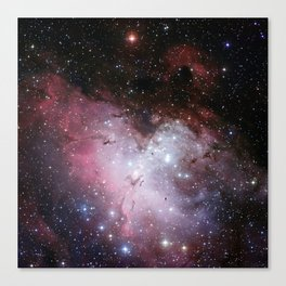 Eagle Nebula Canvas Print