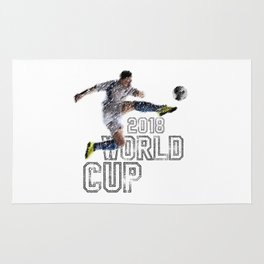 World CUP Rug