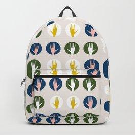 Hands Up Backpack