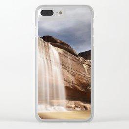 A Waterfall in Arizona? Clear iPhone Case