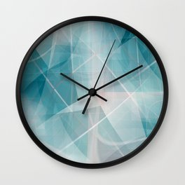 Pattern 2017 026 Wall Clock
