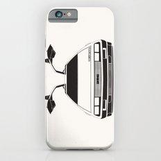 Delorean DMC 12 / Time machine / 1985 iPhone 6s Slim Case