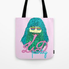Lsd party 2 Tote Bag