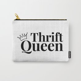 Thrift Queen Carry-All Pouch