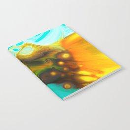 Acrylic 21 Notebook