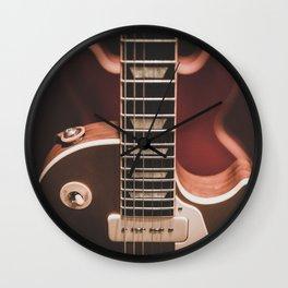 Green Room Wall Clock