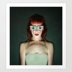 Blind Fashion Art Print