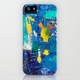 Color Painting iPhone Cover iPhone Case
