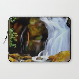 Cary Falls Laptop Sleeve
