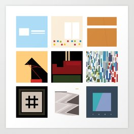 Death Cab For Cutie Art Print