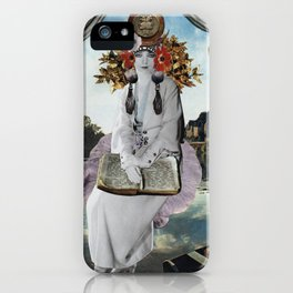 2. The High Priestess iPhone Case