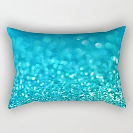 Blue Blue Sky Rectangular Pillow