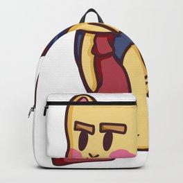 Cat School enrollment First Class Gift Backpack