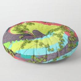 Nature vs. Nurture II Floor Pillow