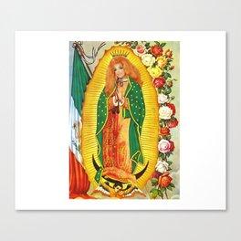 Valentina Rupauls Drag Race Drag Queen Canvas Print