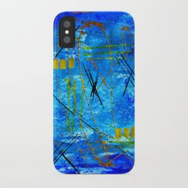 I got the blues iPhone Case