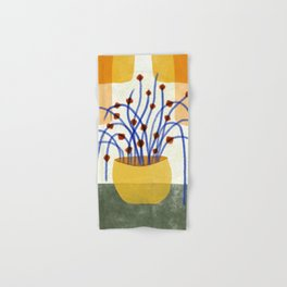 Home plant Hand & Bath Towel