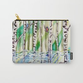 Flooded Forest Carry-All Pouch